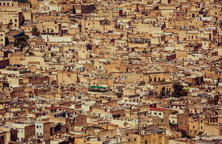 Excursión compartida al desierto desde Marrakech hacia Fes