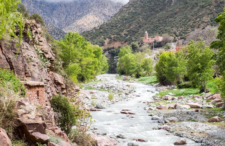Excursión de un día al Valle Ourika