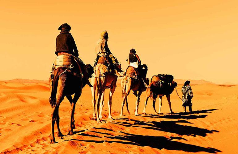 Excursión de 4 dias al desierto de Marruecos
