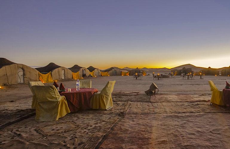 Excursión de 3 días al desierto de Merzouga desde Marrakech