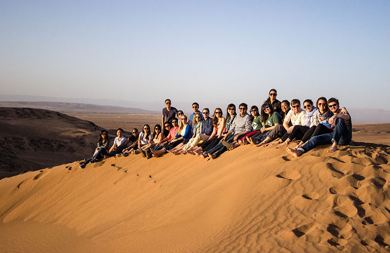 Excursión desde fes a marrakech