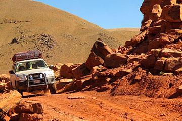 Excursion Desierto Marrakech