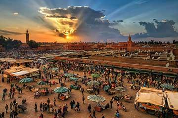 Excursion desde Marrakech