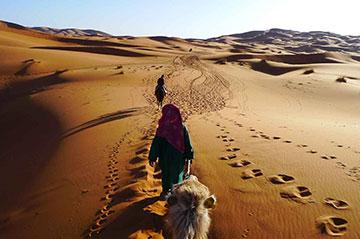 Excursión Fes – Sahara